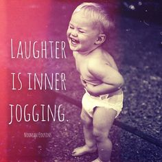 Laugh till your heart's content...Studies show that when we flex our facial muscles into any expressions of joy, we produce the effects on our nervous system that go with real joy! Turns out, health and happiness is available in the upturning of your mouth. -Project Happiness