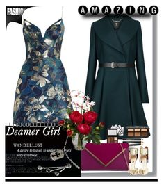 """deamer girl"" by adrys-127 ❤ liked on Polyvore featuring Ted Baker, Zimmermann, ALDO, Jimmy Choo, Chrome Hearts and Nearly Natural"