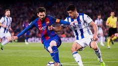 Més Que un Club: Messi Dua Gol, Barcelona Atasi Sociedad 3-2