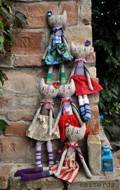 Милые шитые куклы от ESZTERDA: tawa_saenko