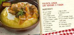 La #polenta concia è una ricetta tipica invernale, perfetta per questi giorni di freddo e #neve! Ve la consigliamo accompagnata da #verdure e #funghi… per scaldarvi a dovere!http://bit.ly/1hHSzF9