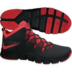 Nike Mens Free Trainer 7.0 Training Shoes Black Crimson 599086 016 Workout  Fun 5bbb10748bf