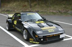1984 | Mazda RX7 bt 22C Works