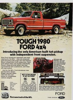ford truck ads 1969 - Google Search