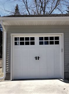 18 Best Farmhouse Cottage Style Garage Doors Images In 2019