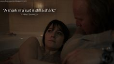 Nikki Swango: A shark in a suit is still a shark. Fargo Quotes, Fx Tv Shows, Too Late Quotes, Mary Elizabeth Winstead, Be Still, Shark, Hollywood, Suits, Fictional Characters