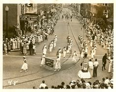 Parade on State Street. The Raven playing at The Garde - 1963?