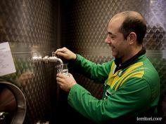 Il monitoraggio tecnico è necessario per garantire la qualità dei vini friulani #LaDelizia.