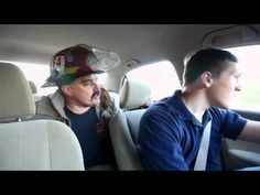 Pull to the Right for Sirens and Lights - Tuscaloosa Fire & Rescue Service, Alabama - YouTube [Very funny! :)]