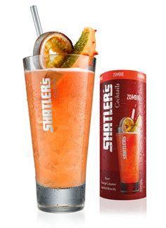 NEU bei uns! der SHATLER's Zombie #zombie #cocktail #shatlers
