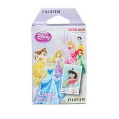 Fuji Fujifilm Instax New Disney Princess Film for Mini 90 8 7 25 Polaroid Instant Camera New Disney Princesses, Disney Films, Instax Mini Film, Fujifilm Instax Mini, Polaroid Instant Camera, 10 Film, Vacation Memories, Polaroid Pictures, Disney Vacations