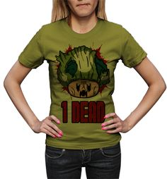 """Hongo Zombie"" Disponible en www.kingmonster.com.mx"
