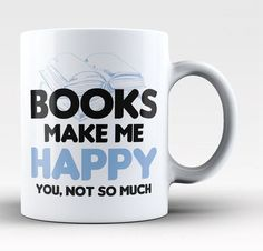 Literary mugs that will make bookworms crack up.