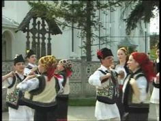 Romanian Traditional Dance - Moldova
