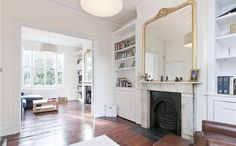 Savills - Islington present this 3 bedroom terraced house in Ockendon Road, East Canonbury, Islington, London, 1930s, Terrace, New Homes, London, Living Room, Bedroom, House, Image, Furniture