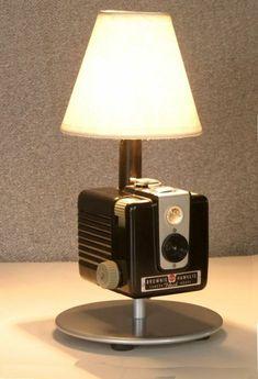 industriallampe tischlampe Industrial Design Möbel