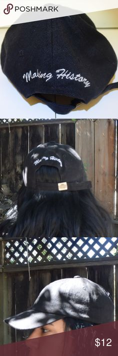 MAKING HISTORY Baseball Cap Good condition, worn a couple of times. Making History Accessories Hats