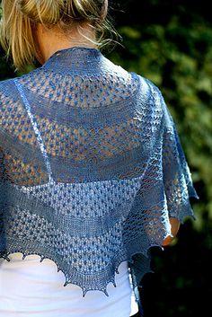 Ravelry: Kleks pattern by Marlena Górska
