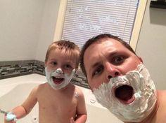 папа с ребенком смешные - Поиск в Google