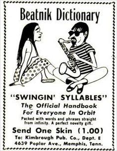 Beatnik Dictionary