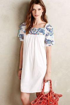 Gisella Swing Dress #kasnewyork #Gisellaswingdress #Gisella #dress #white #dreamy #happiness