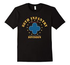 88th Infantry Division - Fighting Blue Devils T-Shirt