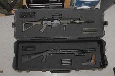 3 gun case! Really nice.