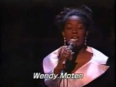 Wendy Moten - I Will Always Love You