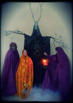 Grim #grim #halloween #death #halloweendecorations www.eveestuary.com