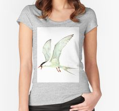 Tern | Women's Fitted Scoop T-Shirt