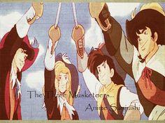 "hqanime4arab.com :: Details for torrent "" الفرسان الثلاثة الحلقة 1 مترجمة || Anime Sanjushi The Three Musketeers E01 Ar Sub """