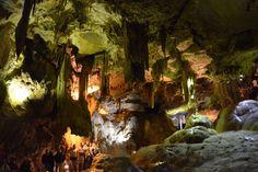 Grottes de Bétharram, Hautes-Pyrénées : Les plus belles grottes de France - Linternaute