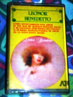 Cassette Leonor Benedetto 1981 Temas De Gerardo Romano - $ 99,90 en Mercado…
