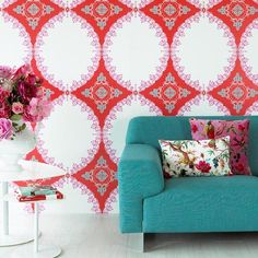 gorgeous wallpaper from the Amore di Colore collection by Eijffinger
