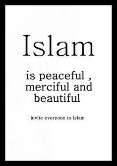 Islam has answers to all the proplems of the humanity