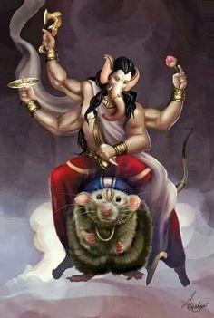 New Happy ganesh chathurthi gm maya Shiva Hindu, Shiva Shakti, Hindu Deities, Hindu Art, Lord Ganesha Paintings, Lord Shiva Painting, Ganesha Art, Ganesha Sketch, Ganesh Bhagwan