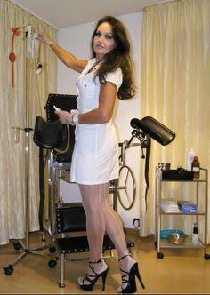 Mature Latex Nurses 53