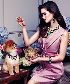 Precious Stones from the new #Tous collection - I've known the Barcelona-based brand for years and I'm a hard core fan