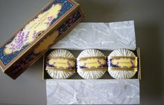 Vintage Lavender Soap from France  French Toiletries by susantique