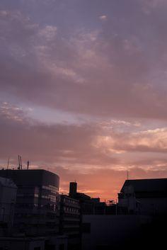 https://flic.kr/p/zzP6UV | 朝焼け | Sunrise in Hiroshima, Japan
