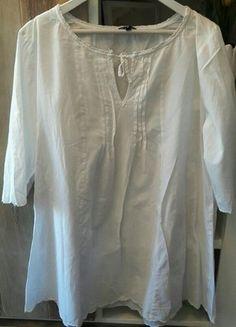 Kaufe meinen Artikel bei #Kleiderkreisel http://www.kleiderkreisel.de/damenmode/blusen/146767440-susse-damen-oberteil-bluse-tunika-vintage-second-hand