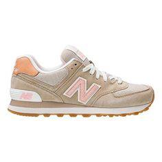 New Balance WL574V1, Damen Sneakers, Braun (Brown/Pink), 41 EU (7.5 Damen UK) - http://schmuckhaus.online/new-balance/41-eu-new-balance-damen-wl574v1-sneakers-2