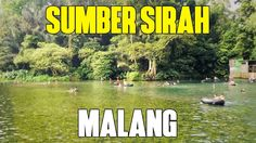 Sumber Sirah Malang - objek wisata dengan daya tarik pemandangan bawah air, sawah dan river tubing.