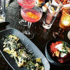 Tapas & Cocktails 😍 #yum #food #smallplates #dinner #swords #dunlaoghaire #santry #houseDublin #GFP