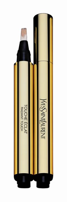 Makeup: YSL Touche Éclat highlighter-- awesome to conceal under-eye circles!