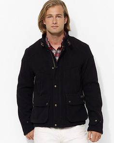Polo by Ralph Lauren Wool Jacket
