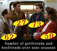 Seinfield. I Love This Show !!
