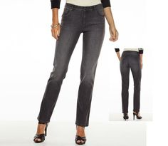 Chaps women's jeans modern straight leg slimming fit petites size 14P NEW  19.99 http://www.ebay.com/itm/-/231754623238?
