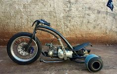 Welcome to Tati Cycles – your number one online resource for bike buying. We are here to make your life easier. Custom Trikes, Custom Motorcycles, Cars And Motorcycles, Drift Trike Motorized, Stunt Bike, Karts, Velo Vintage, Trike Motorcycle, Pedal Cars