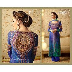 Heer Designer Salwar Suit ( Code - 5702 )